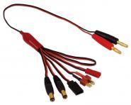 Multi Ladekabel für TX, RX, Ultra, BEC