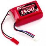 LiPo 7,4V, 1500mAh, AAA Hump Size Empfängerpack